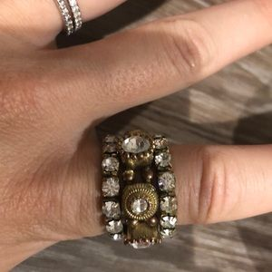Jewelry - Set of 3 rings